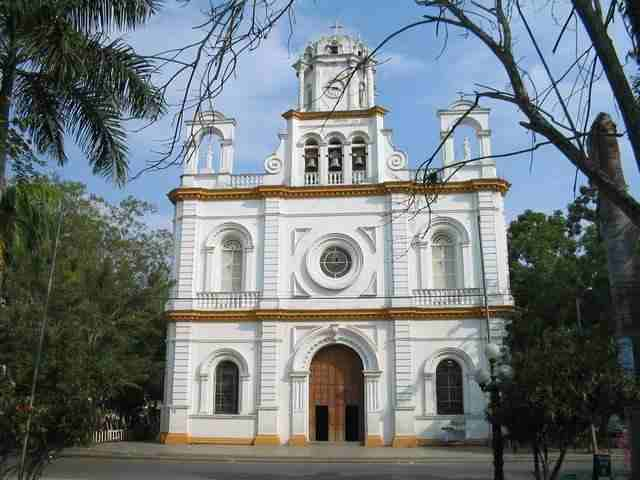 Monteria catedral